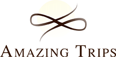 Logotipo Amazing Trips.