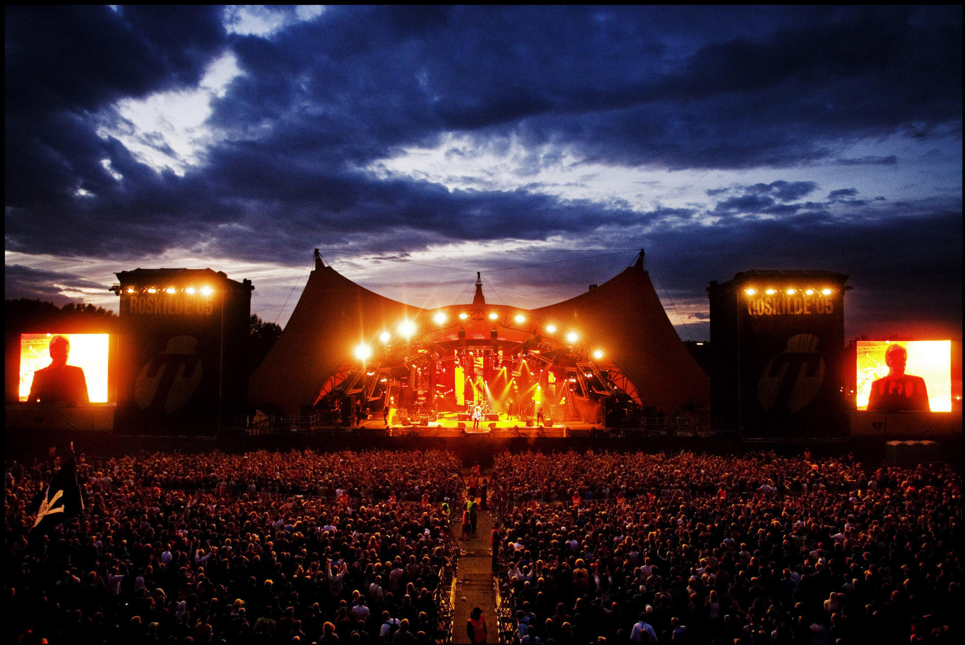 Roskilde Festival - Dinamarca