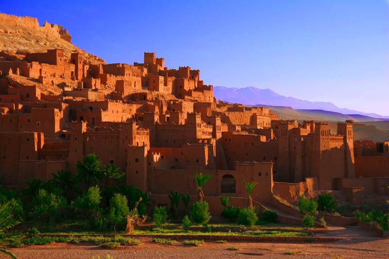Ouazazarte - Marrocos