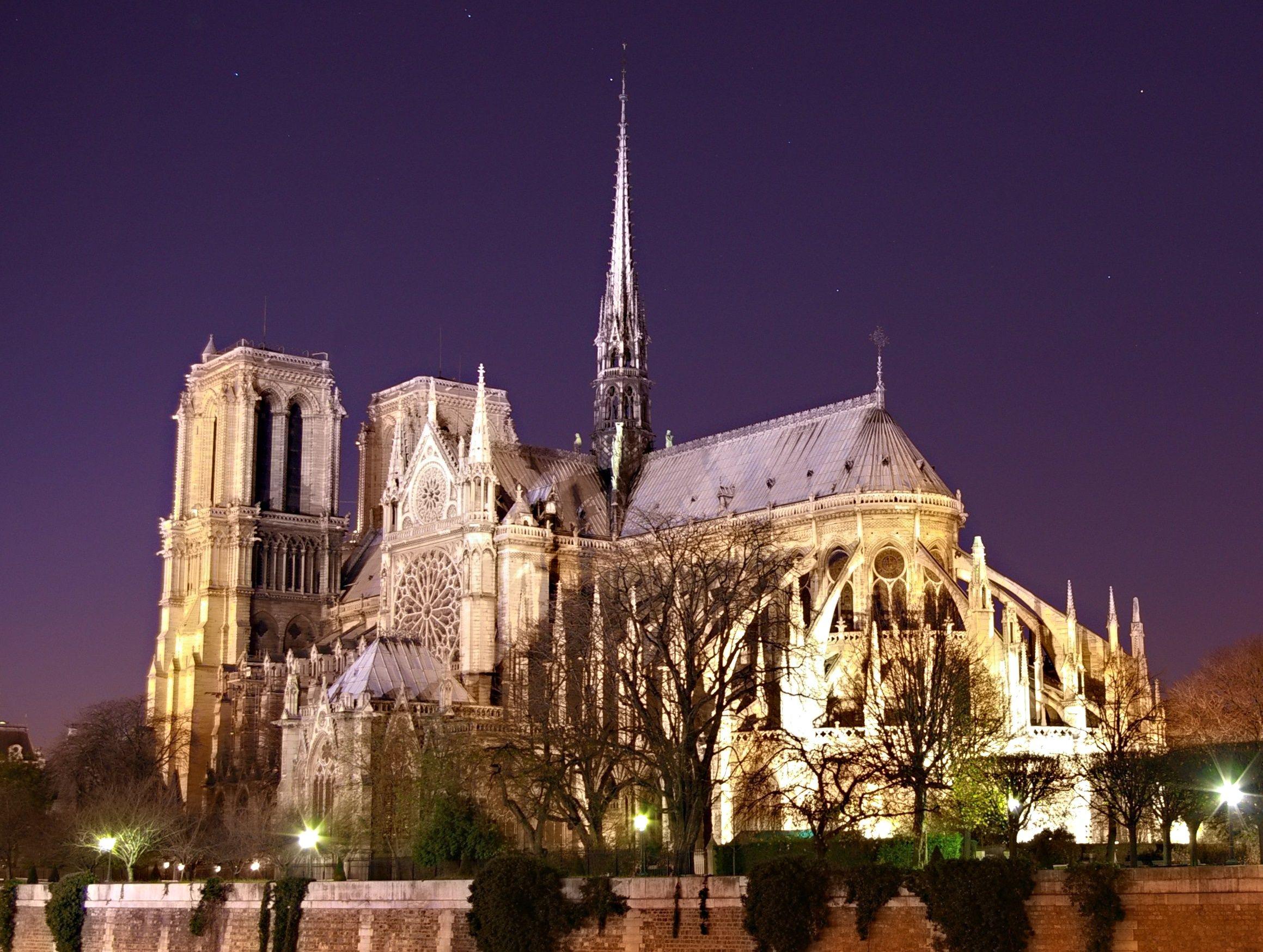 Catedral Notre Dame - Paris