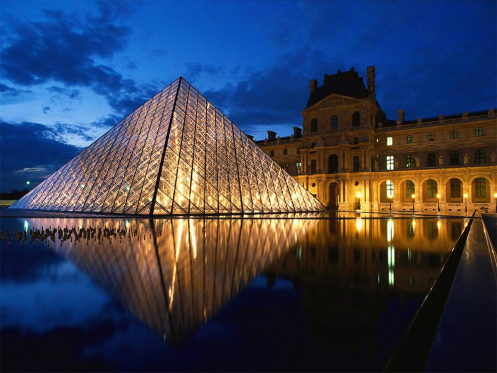 Museu do Louvre - Paris